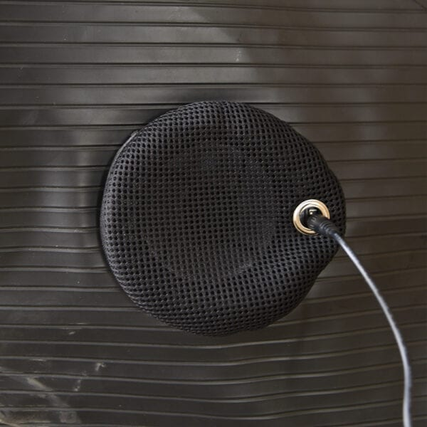 airchamber fan with cover