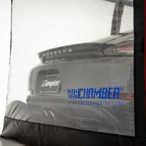 718 Cayman in Airchamber at Champion Porsche