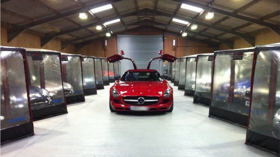 The Best Car Storage Facilities Offer Airchamber